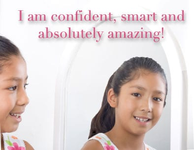 I am confident, smart and absolutely amazing!