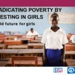 Adolescent Girls Hold Power To Create Global Change