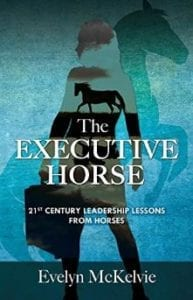 Executive Horse Book Cover