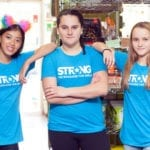 Strong. The Magazine for Girls.