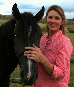 Founder of Bravehearts Therapeutic Riding Center