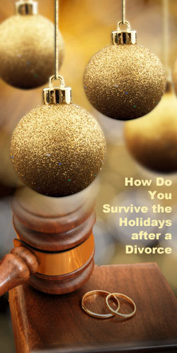 divorce after the holidays